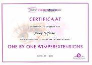 certificaat-opfris-perfectie-training-wimperextensions-middel